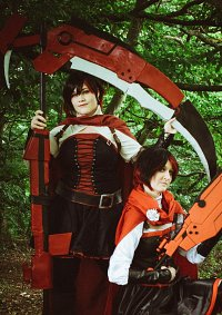 Cosplay-Cover: Ruby Rose