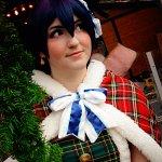 Cosplay: Sonoda Umi [December Version || Idolized]