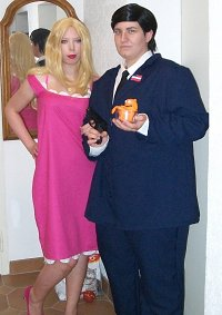 Cosplay-Cover: Stan Smith (American Dad)