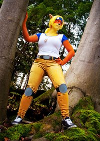 Cosplay-Cover: Coco Bandicoot
