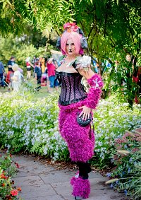 """Cosplay-Cover: Con """"16"""" Herbst Faun"""