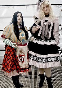 Cosplay-Cover: Alice ~ Misstitched