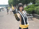 Cosplay-Cover: Soi fon [battle outfit]