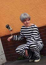 Cosplay-Cover: Aiichiro Nitori (Prisoner / Future Fish)