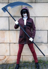 Cosplay-Cover: Isaac Foster (Zack)