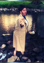Cosplay-Cover: Castiel (Leviathan)
