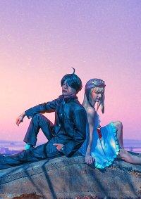 Cosplay-Cover: Araragi Koyomi