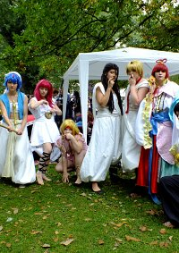 Cosplay-Cover: Sinbad