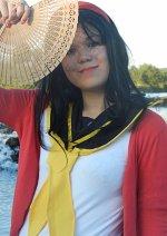 Cosplay-Cover: Yukiko Amagi Summer Uniform