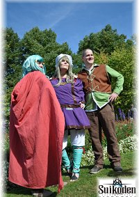 Cosplay-Cover: Icas