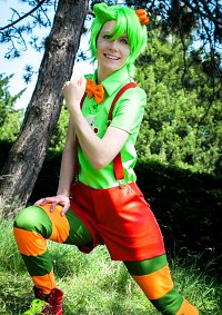 Cosplay-Cover: Jake English (Trickster Mode)