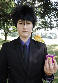 Cosplay-Cover: Kyoya Hibari