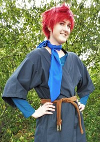 Cosplay-Cover: Welf Crozzo