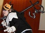 Cosplay-Cover: Sora [Halloween Town]
