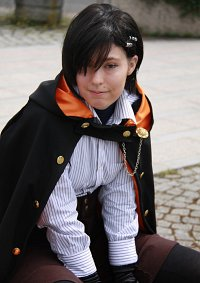 Cosplay-Cover: Est Rinauld