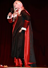 Cosplay-Cover: Dracula