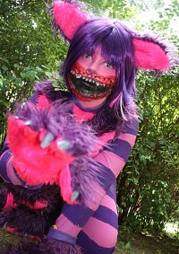Cosplay-Cover: Cheshire Cat (Horror)