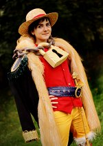 Cosplay-Cover: Monkey D. Ruffy - Excellent Scene
