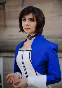 Cosplay-Cover: Elizabeth Comstock