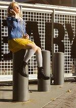 Cosplay-Cover: Debora [Baby Driver]