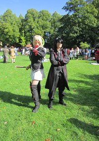 Cosplay-Cover: Gaius Erston Outway (Xillia 2)