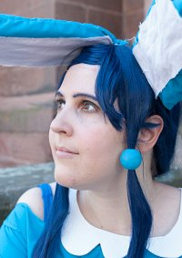 Cosplay-Cover: Azumarill (Gijinka)