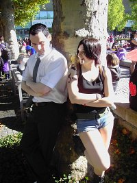 """Cosplay-Cover: Revy/Levy """"Two Hands"""""""