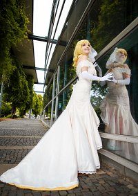 Cosplay-Cover: Eli Ayase -wedding dress-
