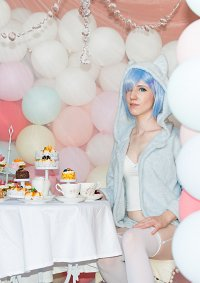 Cosplay-Cover: Rem [Nyanko Mode]