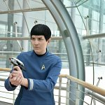 Cosplay: Mr. Spock [Beyond]