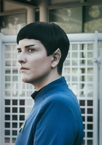 Cosplay-Cover: Mr. Spock [Beyond]
