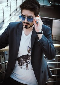 "Cosplay-Cover: Anthony Edward ""Tony"" Stark [Spider-Man: Homecomin"