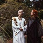 Cosplay: Crowley - [ Garden of Eden ]