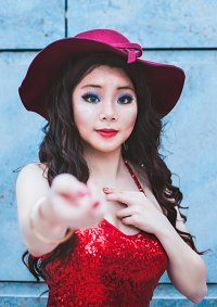 Cosplay-Cover: Pauline「Super Mario Odyssey」