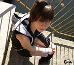 Cosplay-Cover: Yuffie (Kh 2)