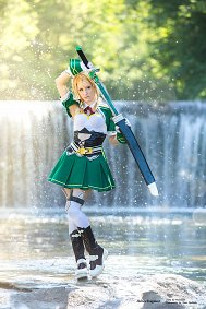 Cosplay-Cover: Leafa (Infinity Moment)
