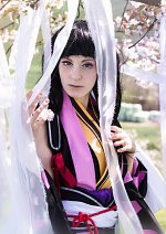 Cosplay-Cover: Chizuru Yukimura (Kalender Artwork)