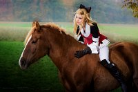 Cosplay-Cover: Edea Lee