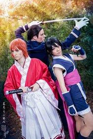 Cosplay-Cover: Kenshin Himura