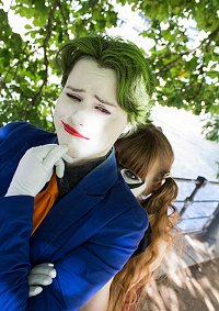 Cosplay-Cover: The Joker [ Own-Comic-version]
