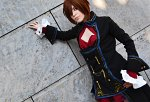 Cosplay-Cover: Meiko - Sandplay singing of the Dragon