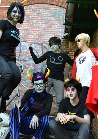 Cosplay-Cover: Eridan [noch capeless]
