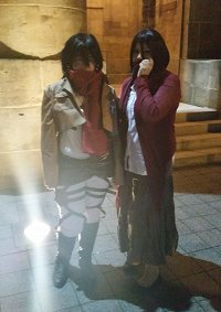 Cosplay-Cover: Mikasa Ackerman ~ Casual