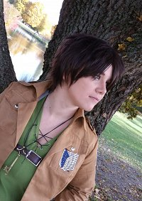 Cosplay-Cover: Eren Jaeger ~ Scouting Legion ~