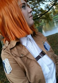 Cosplay-Cover: Petra Ral ◇ Scouting Legion ◇
