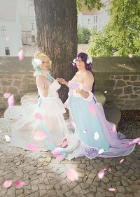 Cosplay-Cover: Eli Ayase ~ White Day ~