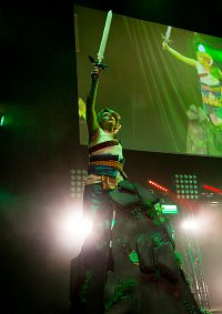Cosplay-Cover: Link [Twilight Princess - Ordon Tracht]