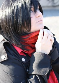 Cosplay-Cover: Mikasa Ackerman【ωιηgѕ σƒ cσυηтєяαттαcк 】