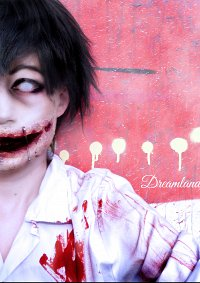 Cosplay-Cover: Kyonshī [jap. Untoter]