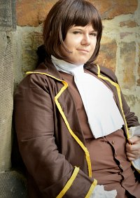 Cosplay-Cover: André Grandier